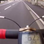 Se faire flasher à vélo par un radar
