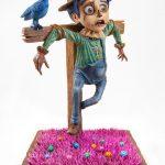 The Scarecrow – Fabrication d'une figurine a la main