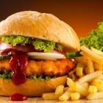 Avoir un beau burger dans un fast food !